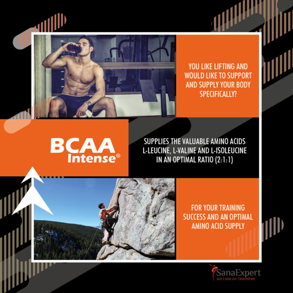 BCAA Intense
