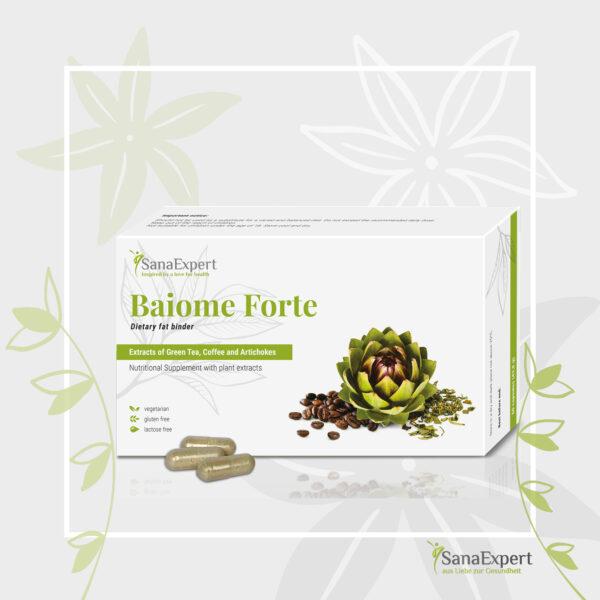 SanaExpert Baiome Forte