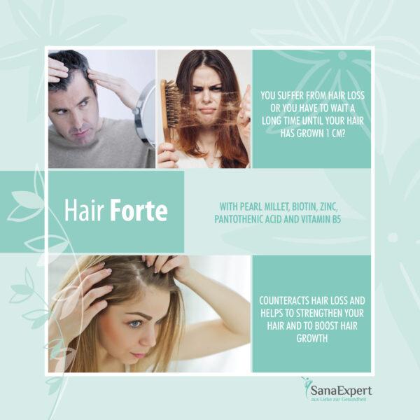 Sanaexpert Hair Forte