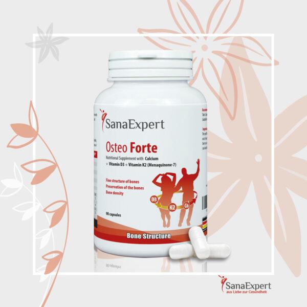 SanaExpert Osteo Forte