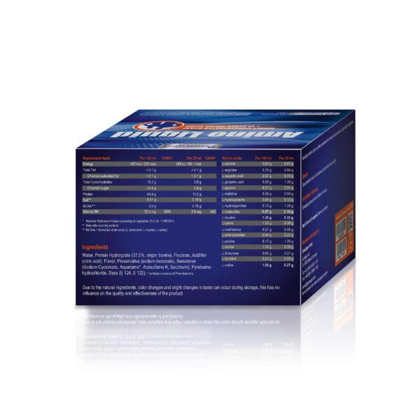 SanaExpert-Amino Liquid Ingredients