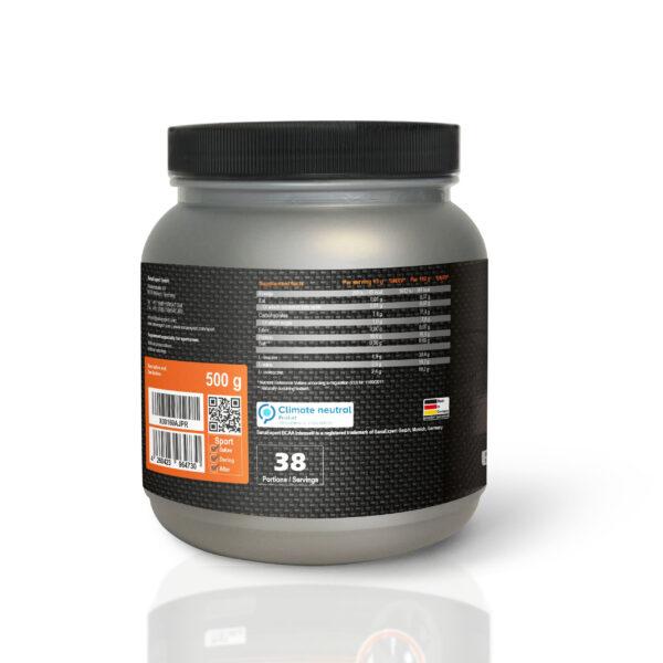 SanaExpert-BCAA Intense Ingredients