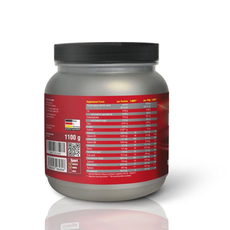 SanaExpert-Mineral Energy Ingredients