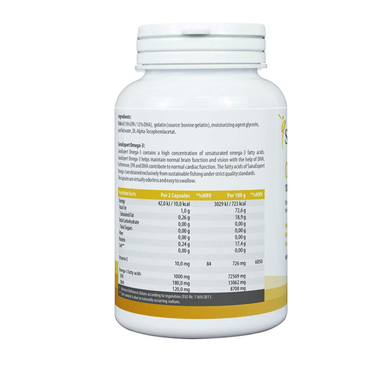 SanaExpert-Omega 3